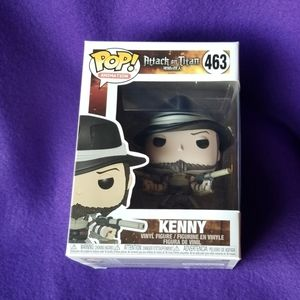 Kenny 463 attack on titan